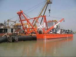 Dredging-equipment