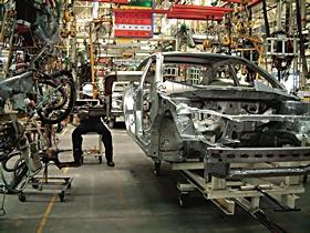 automotive assembly machine