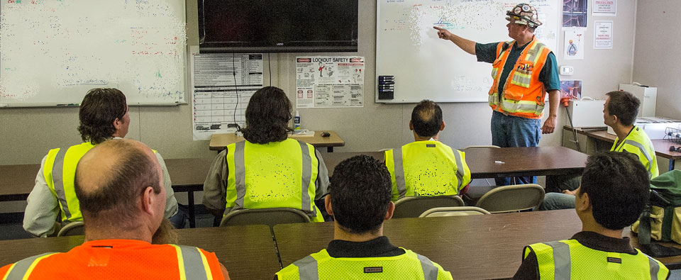 Most Important Industrial Safety Meeting Topics Machinery
