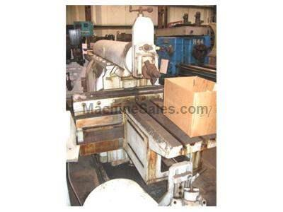 "32"" MITTS & MERRILL G&E HEAVY DUTY MECHANICAL SHAPER"