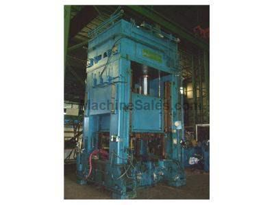 "P.H. Hydraulics 500 Ton Hydraulic Press 60"" x 48"""