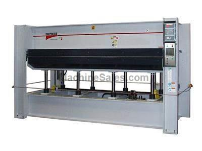 "4' x 11' Italpresse ""XL"" Hot Press for Flat Lamination"
