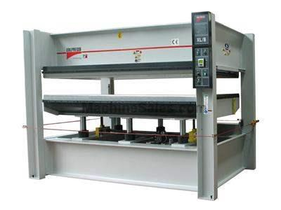 "4' x 8' Italpresse ""XL"" Hot Press for Flat Lamination"