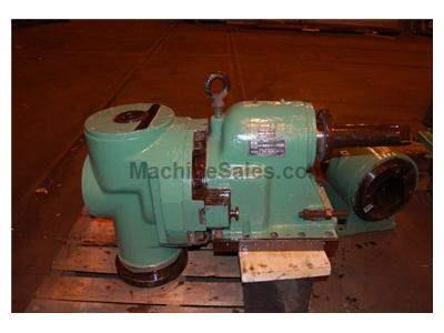 Giddings & Lewis Right Angle Milling Attachment