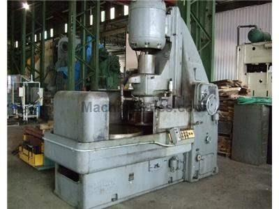 Mattison Vertical Spindle Rotary Surface Grinder