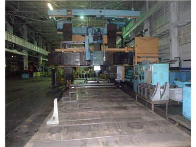 Ingersoll 5 Axis, 5-Face CNC Double Column Machine