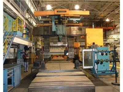 Ingersoll 5 Axis, 5-Face CNC Plano Miller