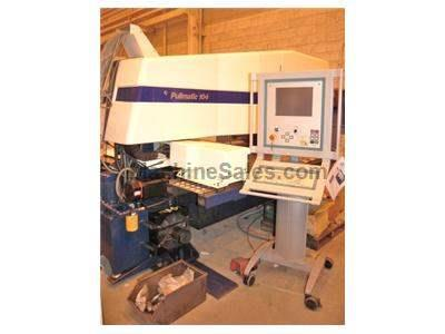 27 Ton Pullmax CNC Turret Punch Press