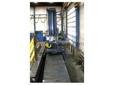 "6"" Supermill Floor Type Horizontal Boring Mill"