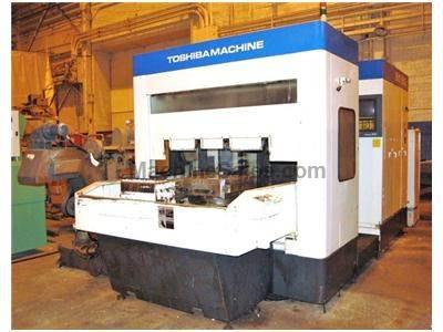 Toshiba BMC-500 4-Axis Horizontal Machining Center