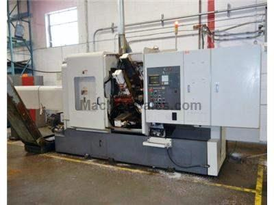 Mitsubishi CNC 6-Spindle Automatic Screw Machine
