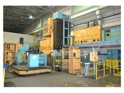 "7.87"" Toshiba 7-Axis CNC Floor Type Horizontal Boring Mill"