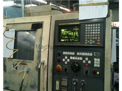Okuma & Howa CNC Lathe Model ACT-20 Fanuc 18T Controls