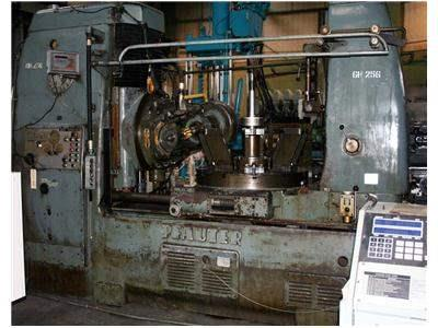 Pfauter Model P1250 Gear Hobbing Machine