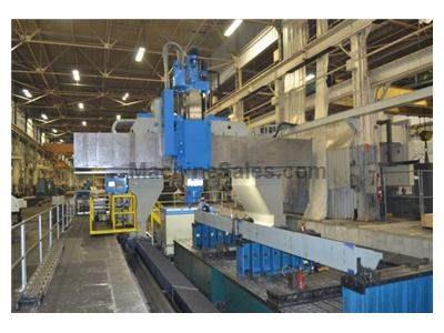 Ingersoll Double Column 5-Axis CNC Gantry Mill