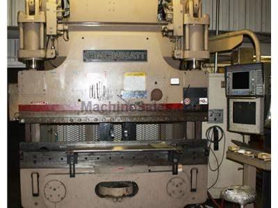 1991 Cincinnati 175 AF-6; 6 ft 175 Ton Hydraulic Brake, CNC Autoform BG
