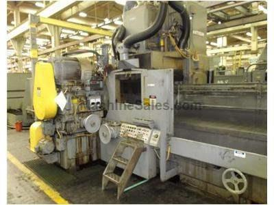 Mattison Horizontal/Vertical Spindle Combo Grinder