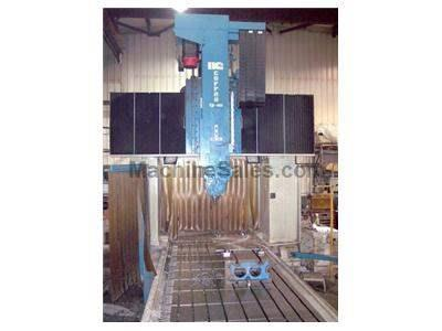 Nicolas Correa CNC Double Column CNC Bridge Mill