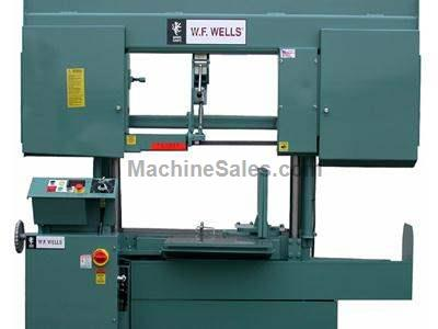 WF Wells Double Column BandSaw model H-2024 made in USA