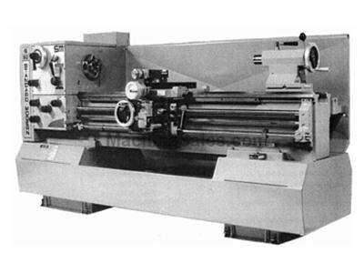Standard-Modern Lathe Machine made in Canada