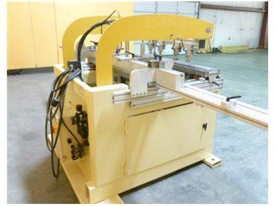 Global woodworking machinery sales