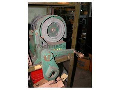 1/2 HP PUNCH GRINDER, MODEL P1125, 110 VOLT, 3450 RPM MODEL P1125