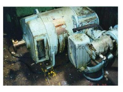 40 HP GENERAL ELECTRIC D.C. MOTOR