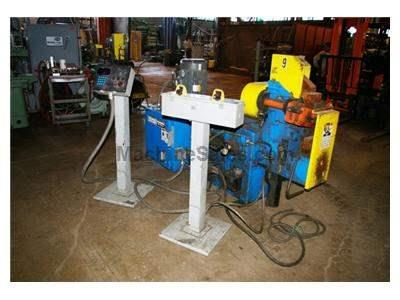SMS 5TB SMITH PRESS TYPE VERTICAL HYDRAULIC TUBE BENDER