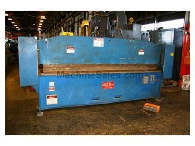 25 TON DREIS & KRUMP HYDRAULIC SPEEDIBENDER MODEL SBA104