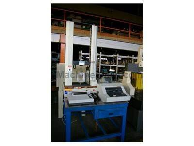INSTRON TENSILE COMPRESSION TESTER MODEL 4201