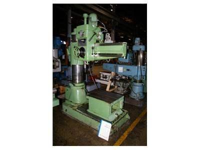 "40"" X 12"" KIKINDA RADIAL DRILL MODEL RB40SPA"