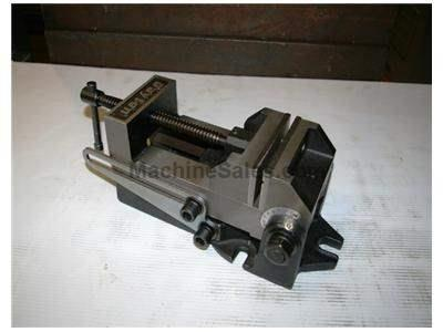 "NEW 4"" DAYTON ANGLE DRILL PRESS VISE WITH ANGLE BASE, MODEL 4TK07 NEW,"