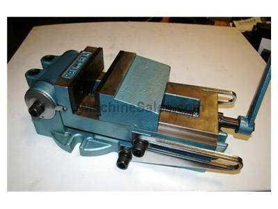 "NEW 6"" PALMGREN HEAVY DUTY ANGLE MILLING VISE, MODEL MA60 NEW, IN BOX"