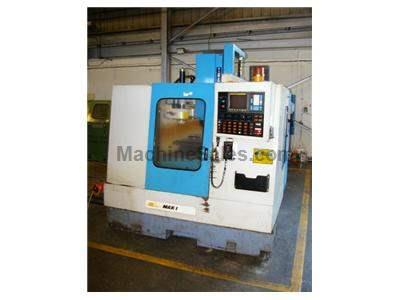 SUPERMAX MODEL MAX 1 REBEL CNC VERTICAL MACHINING CENTER