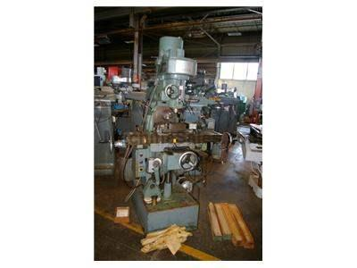 2 HP MSC COMBINATION HORIZONTAL/VERTICAL MILL MODEL 951302