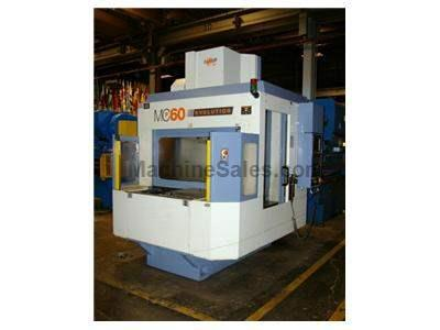 FAMUP #MCP60E TWIN PALLET CNC VERTICAL MACHINING CENTER