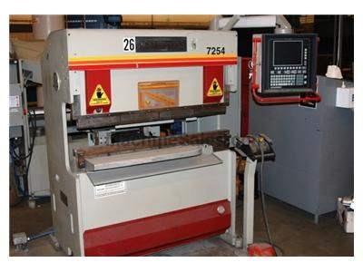 25 TON ACCURPRESS MODEL 7254 HYDRAULIC PRESS BRAKE