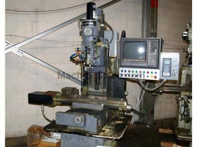COMPUMILL #1500 4 AXIS CNC BED TYPE MILLING MACHINE