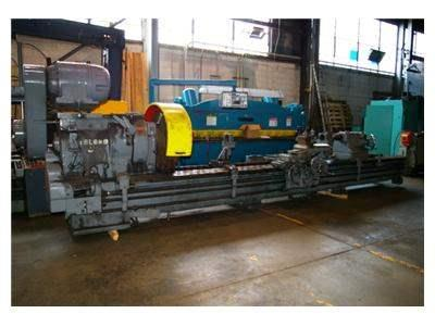 "36"" X 16' LEBLOND HEAVY DUTY ENGINE LATHE"
