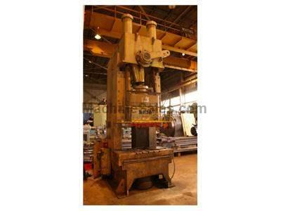 220 TON AIDA GEARED GAP FRAME PRESS MODEL PC-20(2)