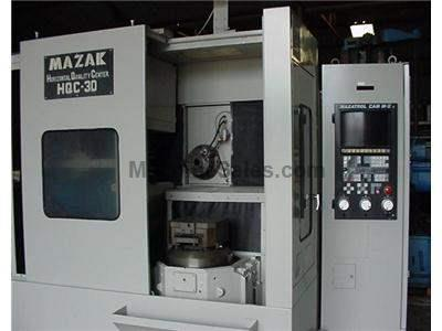 "12"" X 12"" Used Mazak Horizontal Machining Center"