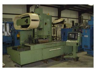 "20"" X 60"" Used Hitachi Seiki Vertical Machining Center"