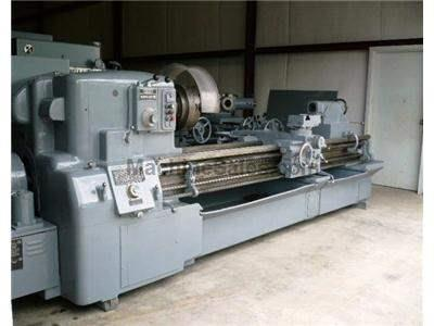 "25"" X 96"" Monarch Engine Lathe"