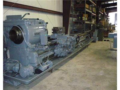4 L Used Gisholt Saddle TypeTurret Lathe