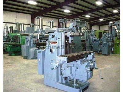 "12"" X 56-1/2"" Used K&T Horizontal Milling Machine"
