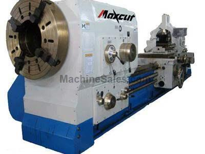 "34"" X 120"" New Maxcut Hollow Spindle Engine Lathe"