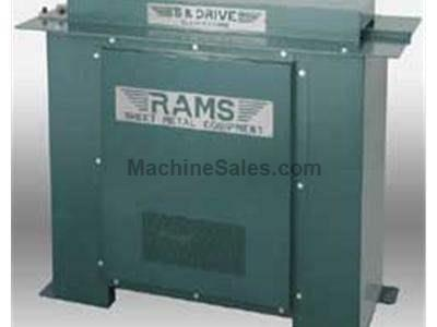 RAMS S & Drive Forming MACHINE