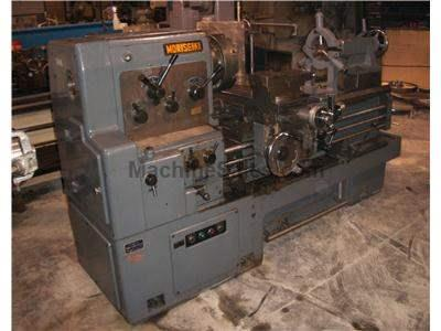 H.D. Tool Room Lathe