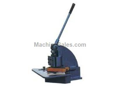 JET lever operated Sheet Metal Corner Notcher