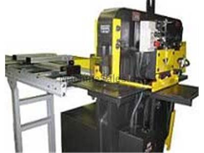 CNC Feed System for your Edwards Ironworker